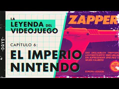 Cómo Nintendo resucitó el videojuego [Primera Parte] | La Leyenda del Videojuego [Episodio 6]
