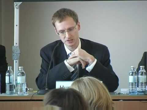 Risk, Regulation and International Cooperation - Session 4.1