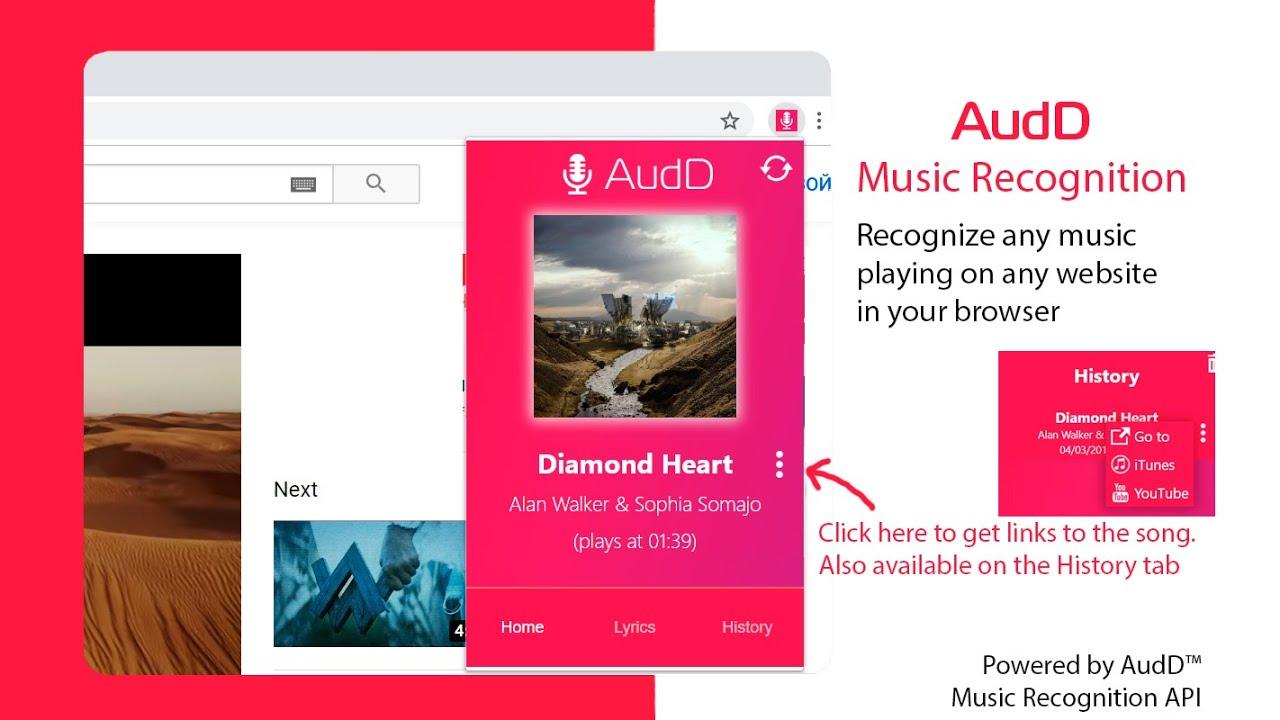 AudD | AudD Music Recognition API