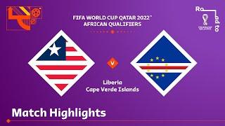 Либерия  1-2  Кабо-Верде видео