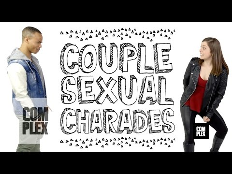 Couples Games: Sexual Charades On Complex