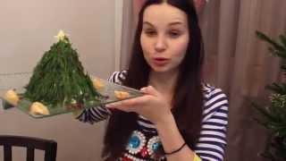 """Новогодний салат Оливье """"Ёлочка"""" совместно Xydojnica27"""