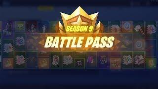 Temporada 9-visão geral do passe de batalha-Fortnite