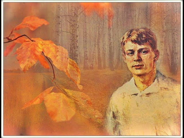 Изображение предпросмотра прочтения – ЗахарЖуков читает произведение «Осень» С.А.Есенина