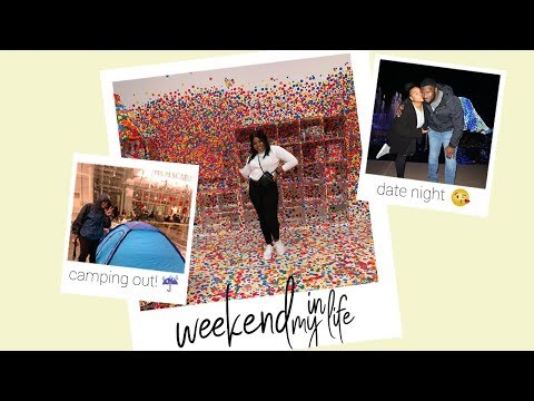 Weekend In My Life | museums, ear piercings and more...