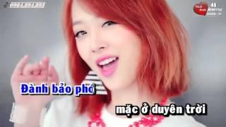 Karaoke HD Vợ Người Ta - Phan Mạnh Quỳnh