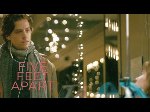 """Five Feet Apart (2019)   """"Will Says Goodbye to Stella"""" Clip [HD]"""