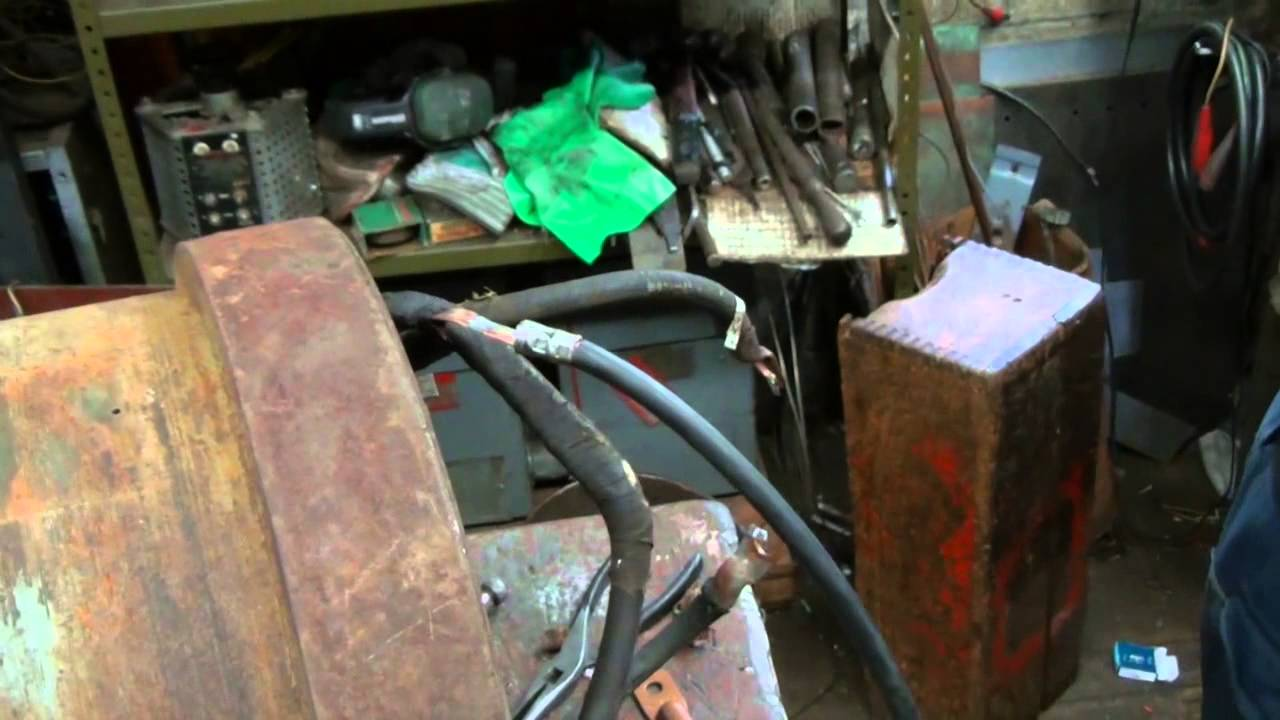 1936 Lincoln Sa200 Restoration Generator Refresh Part1