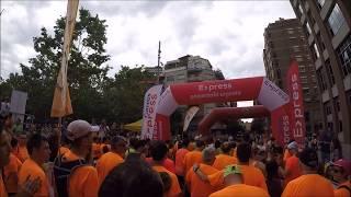 2a Cursa Solidària per l'ELA Correos Express Sant Adrià del Besòs 5k 2017