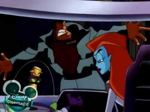 """Buzz Lightyear of Star Command - XR """"Why didn't I ask for money?"""" (clip)"""