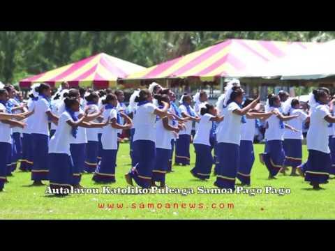 Autalavou Katoliko Puleaga Samoa – Pago Pago: