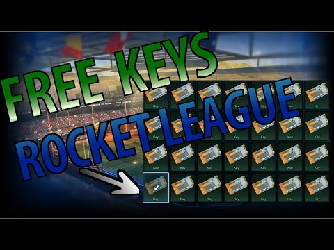 NEW Rocket League Hack/Glitch   How to Get FREE KEYS   PC/PS4/XBOX ONE