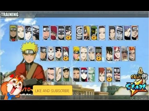 Ultimate Naruto Senki V1 0 By Doni Youtube