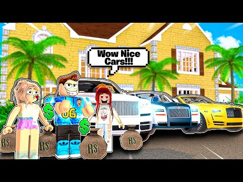 I BOUGHT THE NEW 2022 ROLLS ROYCE GHOST IN CAR DEALERSHIP TYCOON!!!