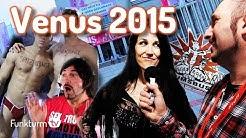 Venus 2015 | Handlung in Pornos? | Interview mit Amateur-Pornodarstellerin MeliDeluxe - Funkturm tv