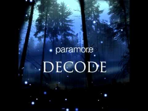 Decode - Paramore (Male Version)