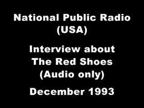Kate Bush - Interview about The Red Shoes on NPR (audio)