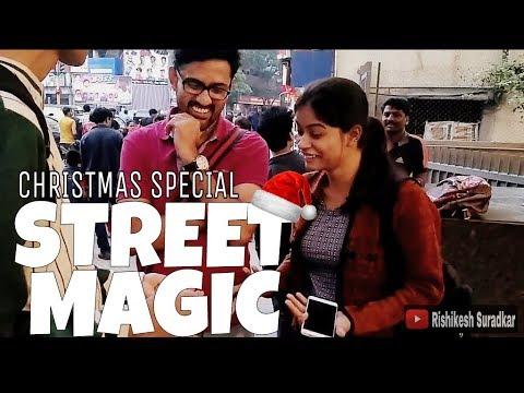 Street Magic   Christmas Special   Rishikesh Tv