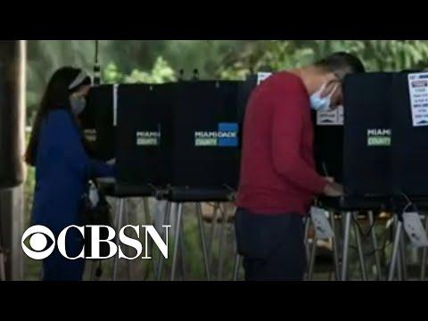 Senate Democrats fail to advance voting and elections bill