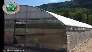 Способ круглый год выращивать клубнику часть II(Израильская технология, кокосовый субстрат вместо земли, и умная техника, придуманная в Израиле, -- мировой..., 2013-11-12T15:11:55.000Z)