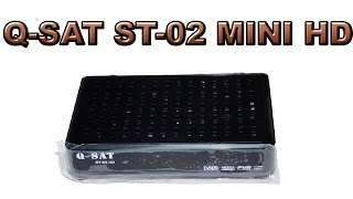Q-SAT ST-02 MINI HD