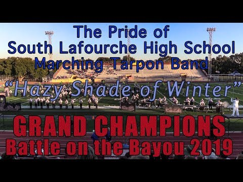 Battle On The Bayou 2019 - South Lafourche High School