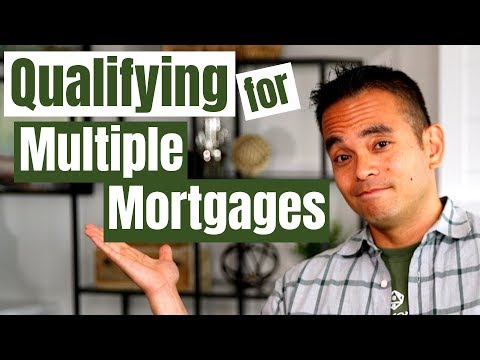 How to get a second mortgage to buy another house (to invest in or move to)
