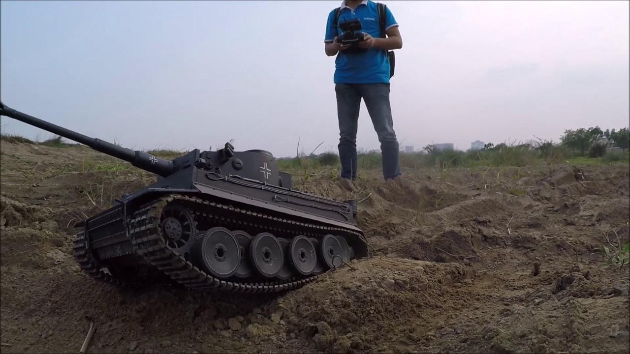 rc battle tank group tiger 1 youtube. Black Bedroom Furniture Sets. Home Design Ideas