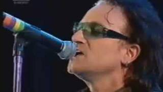 U2 - I am, another you (In Lak