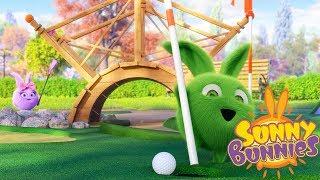 Cartoons for Children | SUNNY BUNNIES - GOLF COURSE | Funny Cartoons For Children