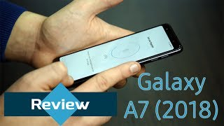 Samsung Galaxy A7 (2018) Review - 3 Cameras for middle class