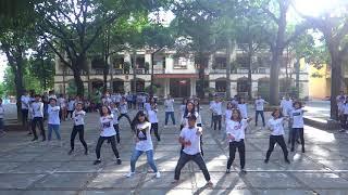 [THE MORNING SUN 2017] - Flash mob ABEM