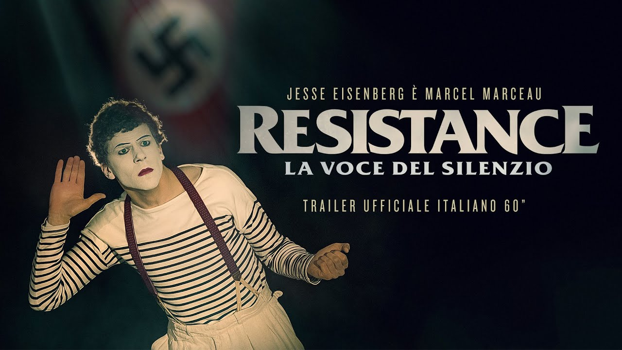 Resistance - La voce del silenzio (2020) - Trailer Ufficiale 60''