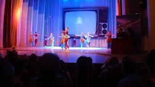 Образцовый хореографический ансамбль