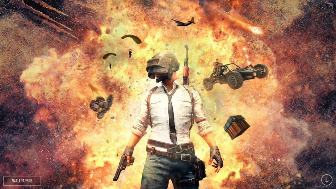 PUBG AND H1Z1 WALLPAPERS FULL HD + LINK