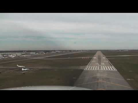 Landing in Ellington Field (EFD)