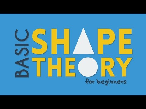 Intro to Shape Theory   Basics for Beginners