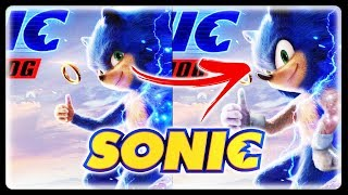 SONIC 2020 MOVIE - Ben Schwartz (Sonic) Vouches For The Redesign. Reveal Coming Soon?