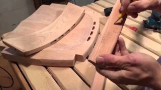 Building A Rocking Chair ( Assembly)