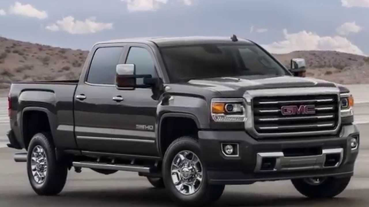 2015 gmc sierra vs 2015 ford f 150 youtube. Black Bedroom Furniture Sets. Home Design Ideas