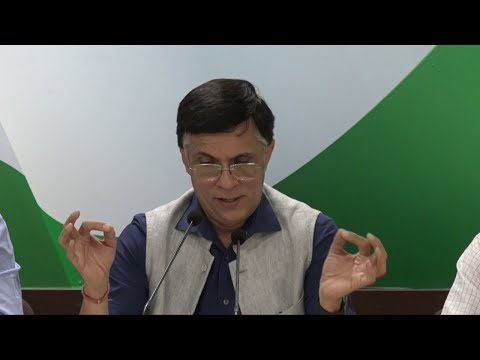 HCN News | Congress Press Confrence by Pawan Khera at Congress HQ, Delhi
