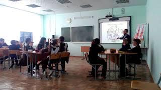 Учитель года 2017, зональный этап, урок английского языка в 5 классе. Мамадыш.