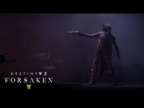 Destiny 2: Forsaken  Last Stand of the Gunslinger