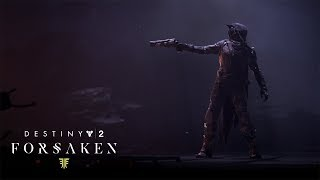 Destiny 2: Forsaken - Last Stand of the Gunslinger
