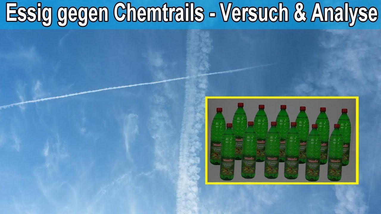 Essig Gegen Chemtrails