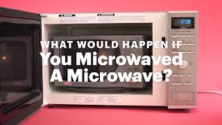 What Would Happen If You Put A Microwave In The Microwave?