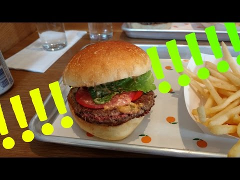 The Impossible Burger: Reviewed by a Vegan and a Meat Eater
