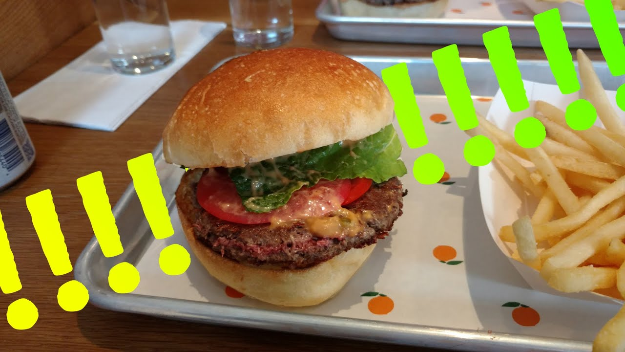 Impossible Burger: The Impossible Burger: Reviewed By A Vegan And A Meat