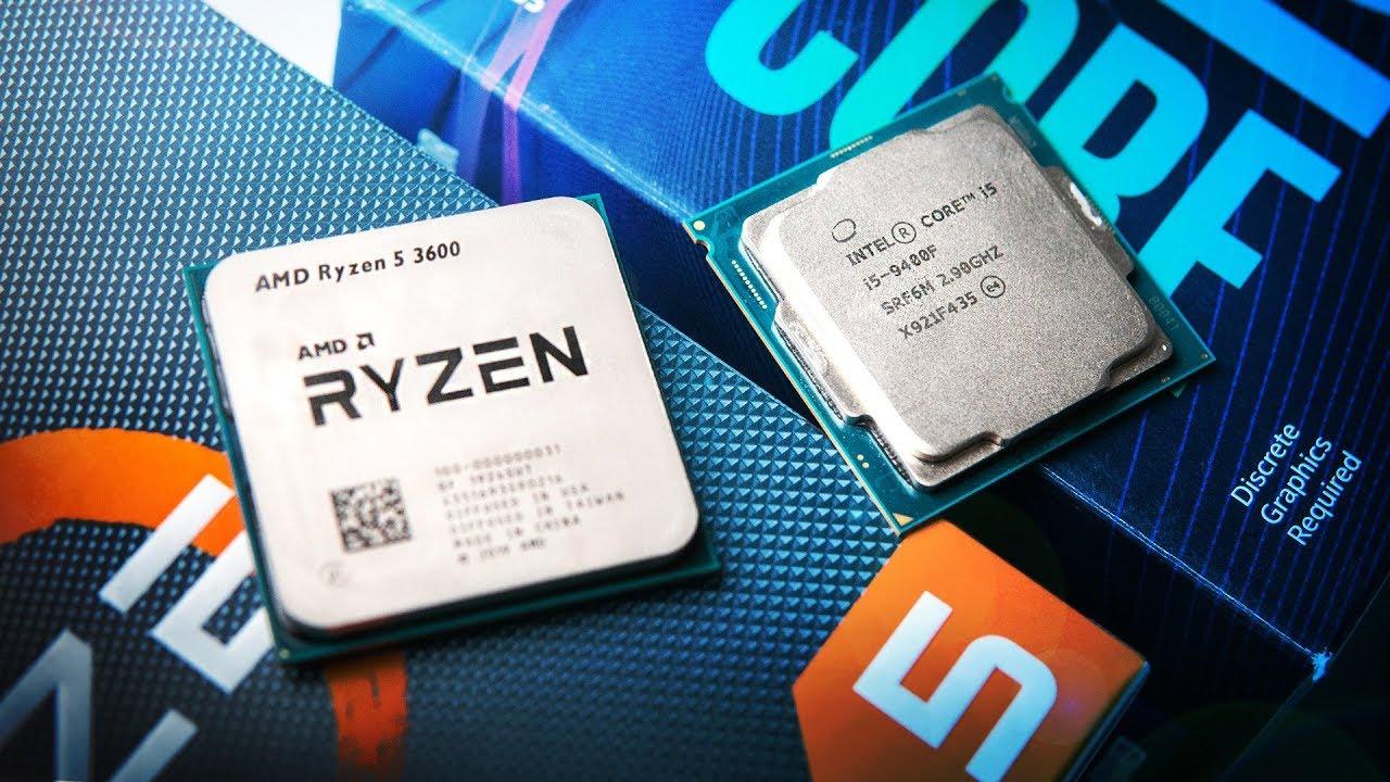 R5 3600 vs i5 9400F - Best Mainstream Gaming CPU?