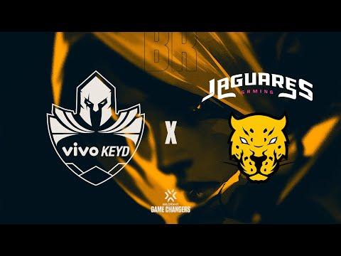 KeydStars vs Jaguares.Fe - Protocolo:Gêneses - Bo 3 - Game 1